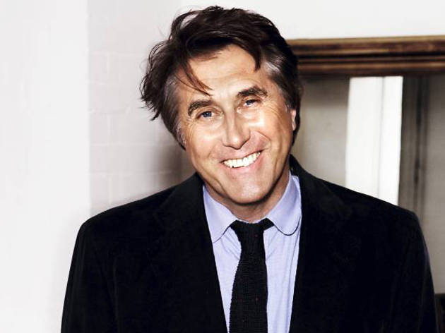 (Photograph: Courtesy Bryan Ferry)