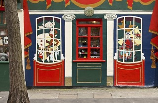 Benjamin Pollock's Toy Shop