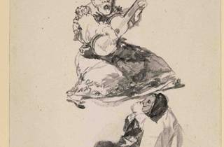 The Spanish Line: Drawings from Ribera to Picasso