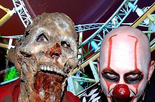 Halloween: Thorpe Park Fright Nights