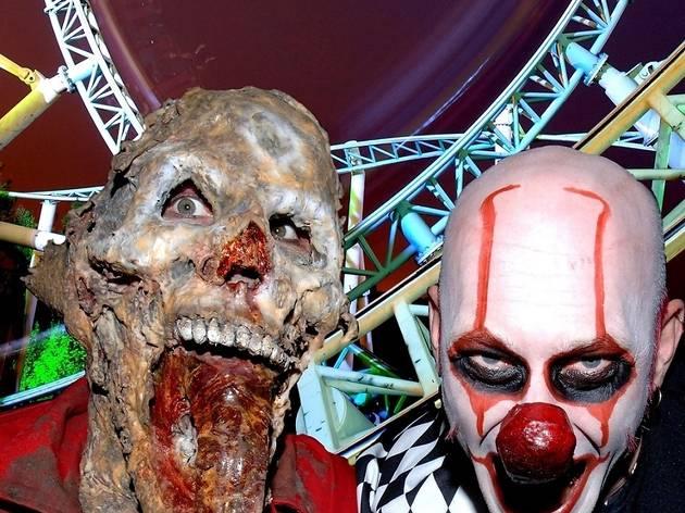 Halloween: Thorpe Park Fright Nights