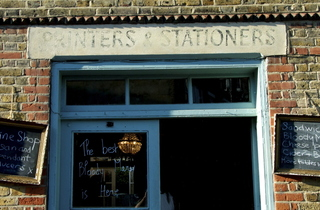Printers & Stationers
