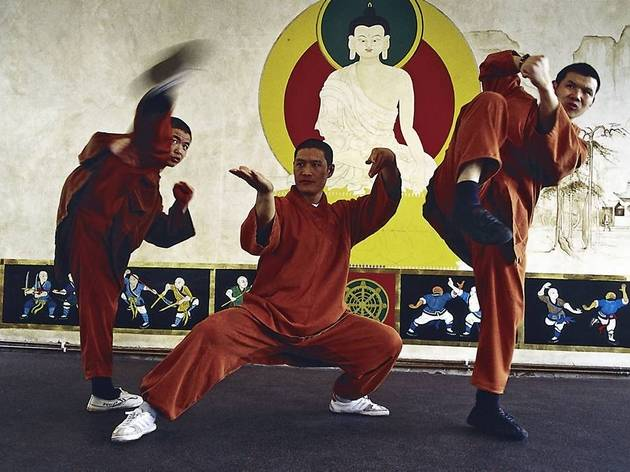 Shaolin Temple UK