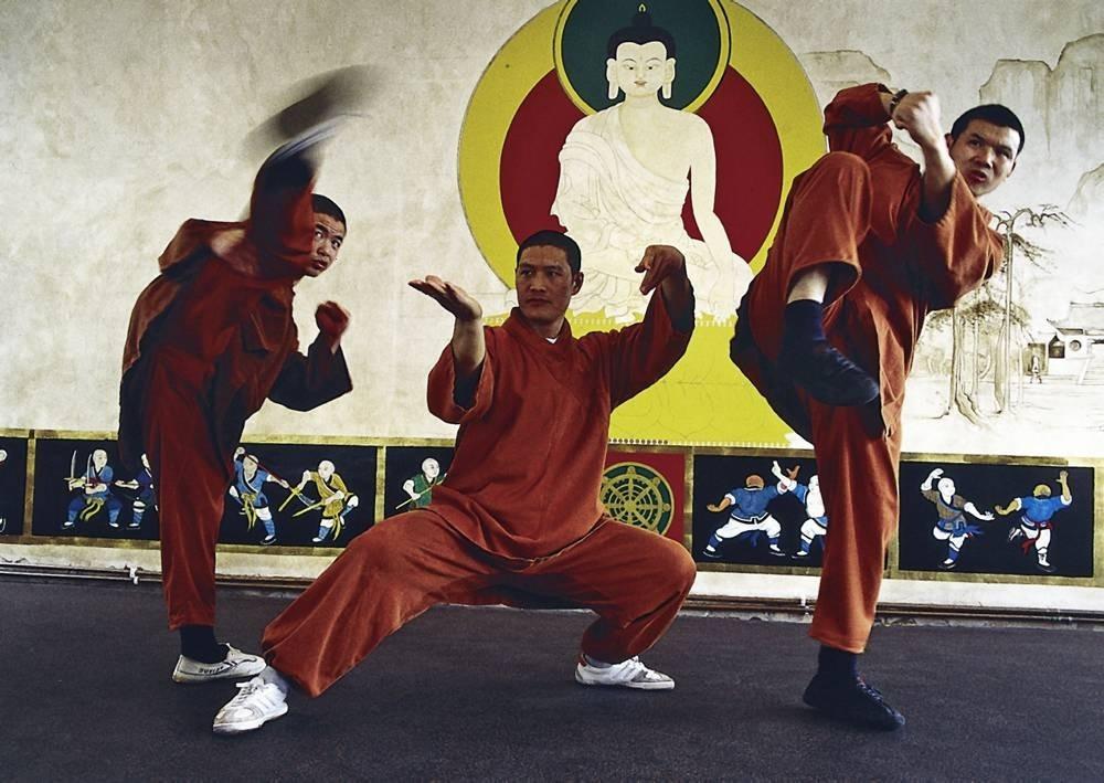 Shaolin Temple UK