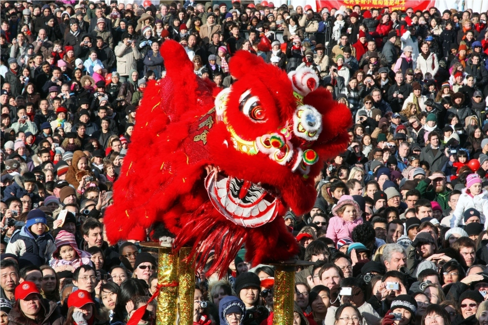 The Grand Chinese New Year Concert