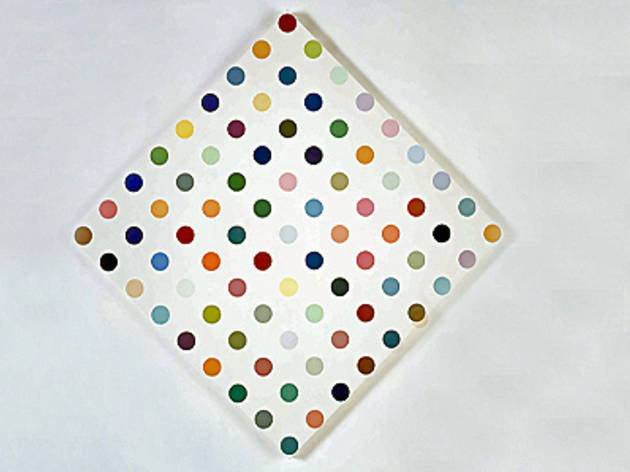 Damien Hirst: The Complete Spot Paintings 1986-2011