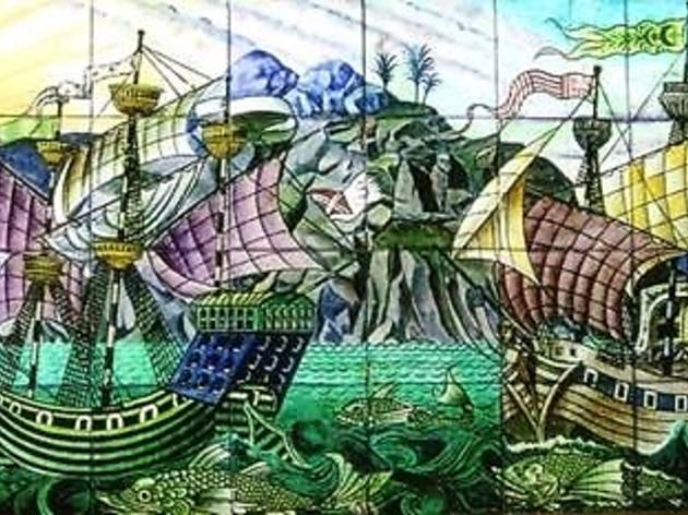 Voyages of Discovery: De Morgans and the Sea