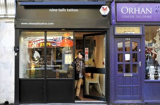 Nine Tails Tattoos
