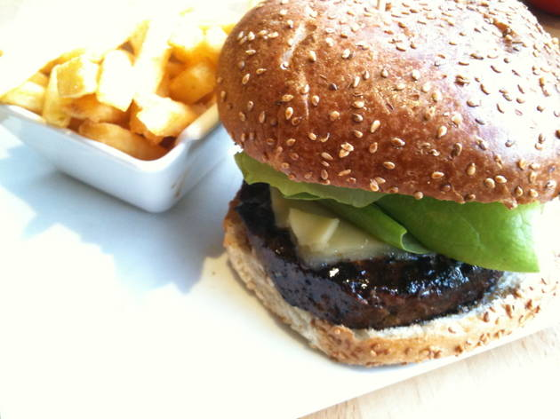 Ultimate Burger