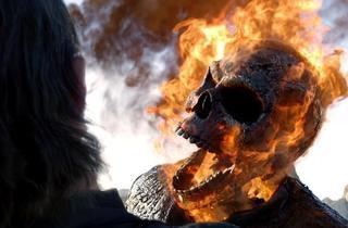 Hayalet Sürücü 2 İntikam Ateşi (3D)