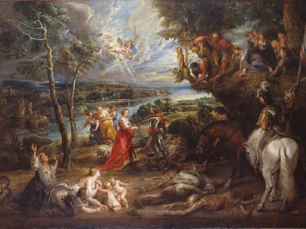 Rubens and Britain