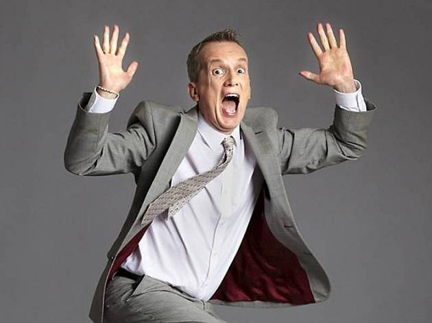 Frank Skinner – Work-in-Progress