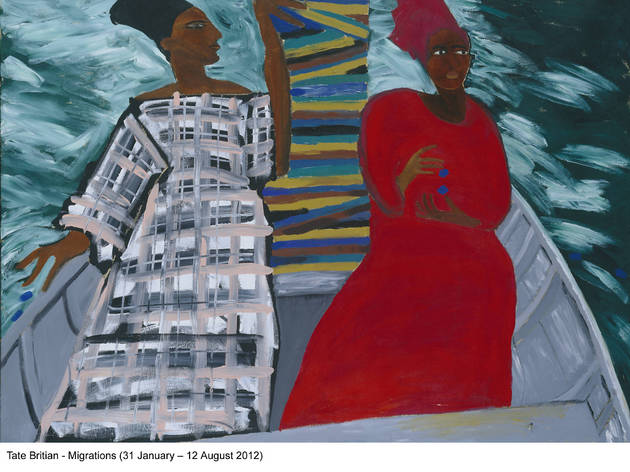Migrations: Journeys into British Art