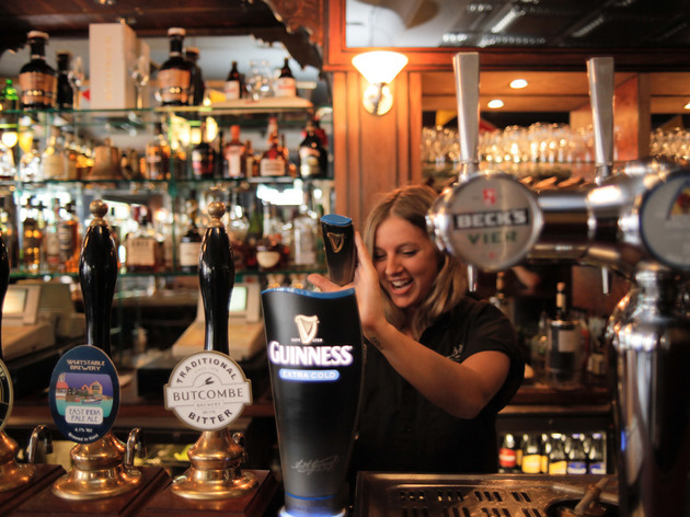 Great pubs in London
