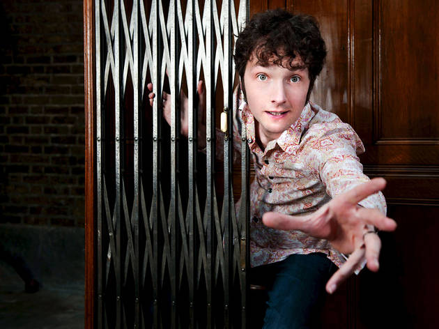 Chris Addison – The Time Is Now, Again