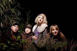 Beth Jeans Houghton And The Hooves Of Destiny + Kyle La Grange