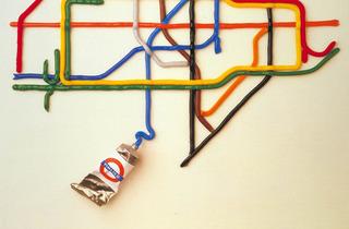 Mind the Map: Inspiring Art, Design and Cartography