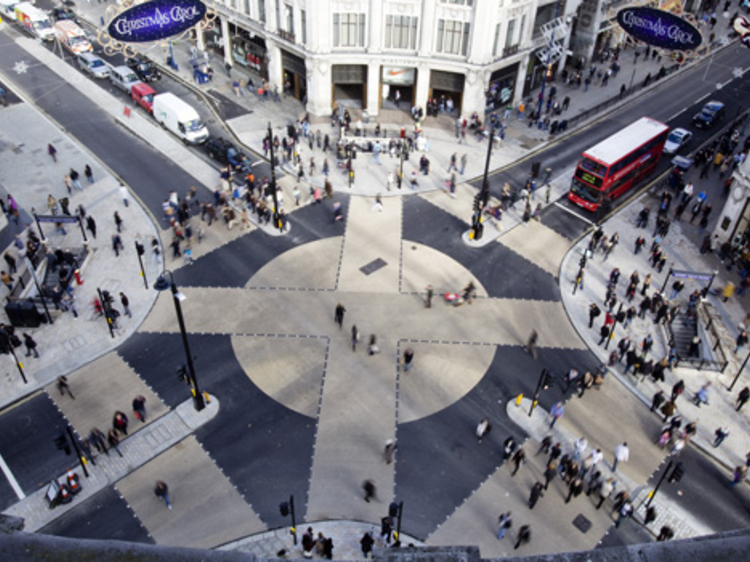 History of Oxford Street in pictures