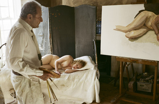 Studio Life: Lucian Freud by David Dawson