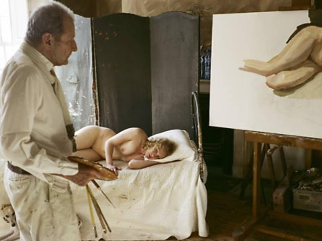 Studio Life: Lucian Freud by David Dawson