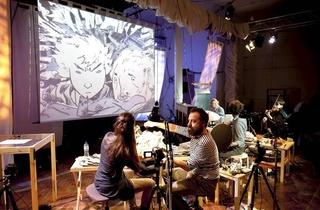 The Paper Cinema's Odyssey