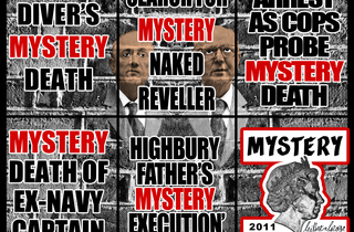 Gilbert & George: London Pictures