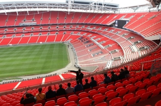 Wembley Stadium Tour