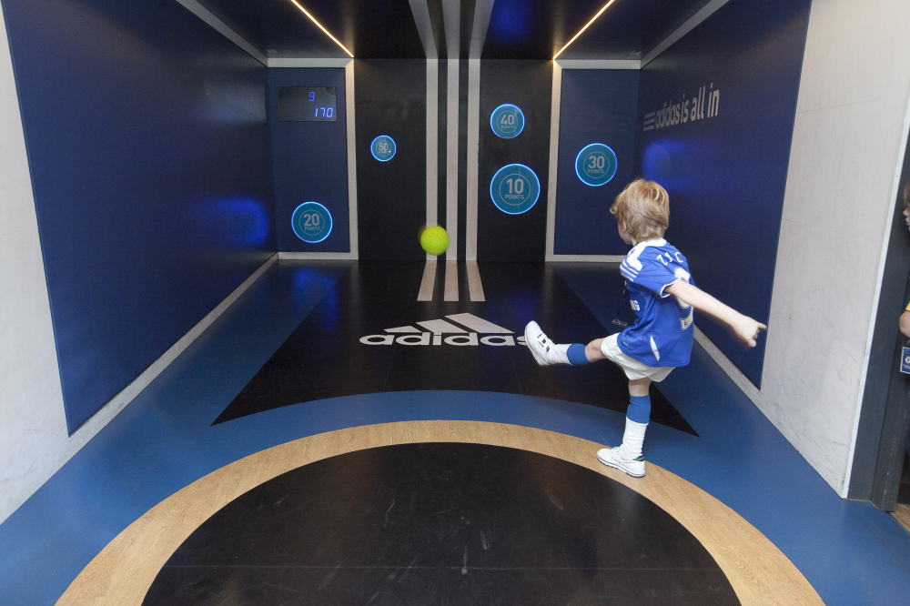 101 things to do in London with kids, Chelsea FC Stadium Tours and Museum, football