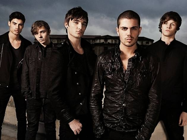 The Wanted (© The Wanted)