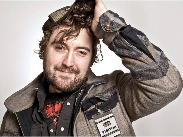 Nick Helm - One Man Mega-Myth
