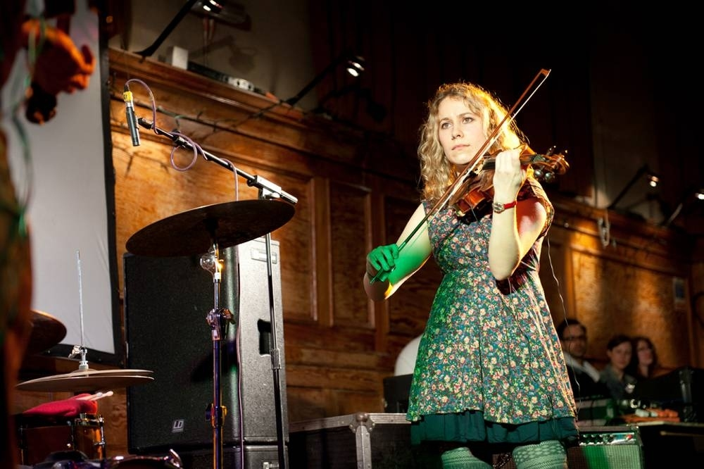 Go country dancing at Cecil Sharp House