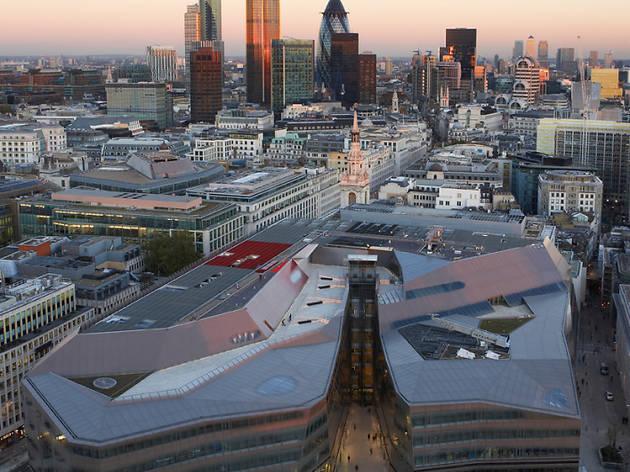 city london architecture tour square mile