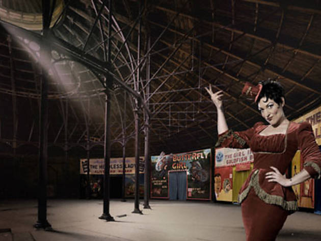 Roundhouse CircusFest 2012