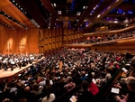 New York Philharmonic perform at the Barbican