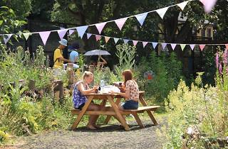 Summer Market at Spitalfields City Farm