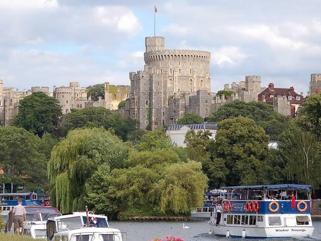 A royal tour of Windsor Castle