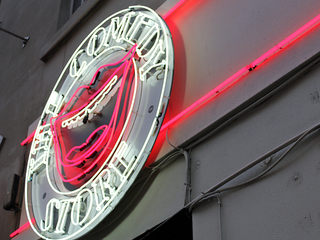 A tour of The Comedy Store