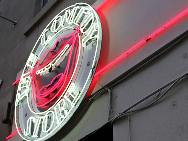 A guide to the Comedy Store