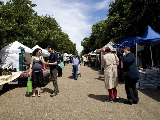 Ally Pally Farmer's Market