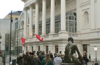 History of Theatreland Walks