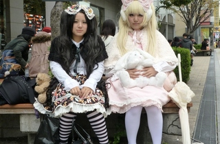 Kitty and the Bulldog: Lolita Fashion and the Influence of Britain