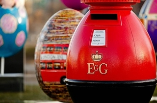 Lindt's Big Egg Hunt