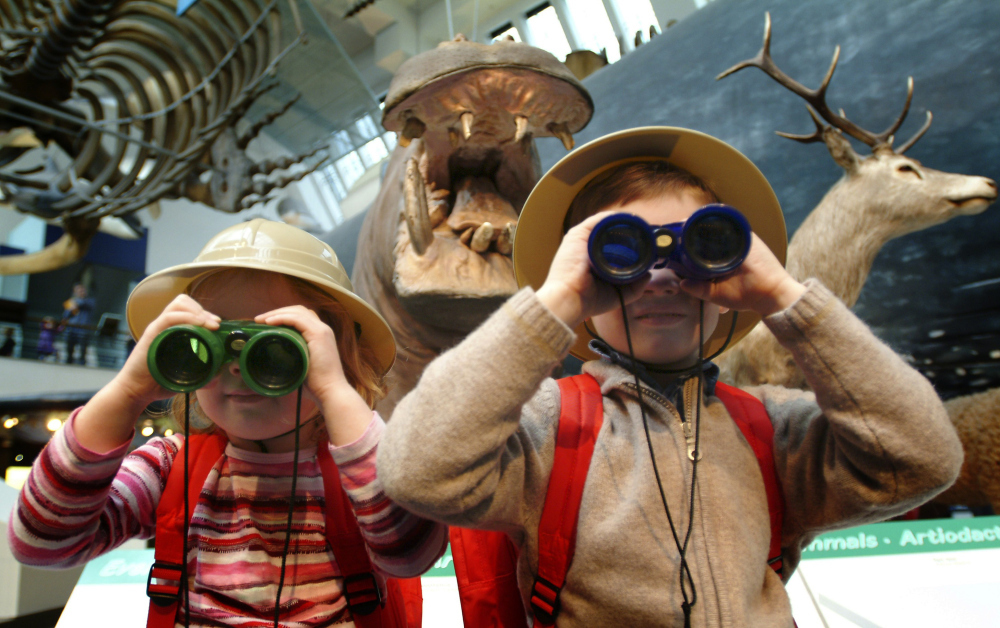 Top ten museums for kids