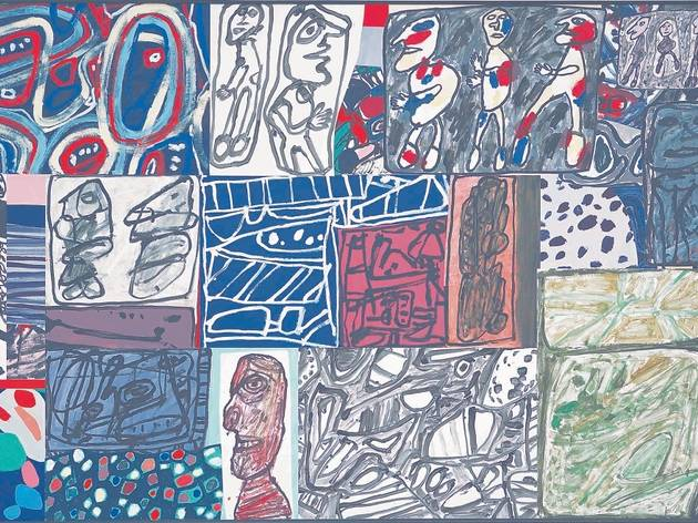 Jean Dubuffet: Late Paintings (1975-1982)