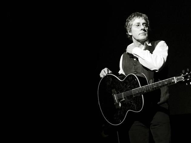 Roger Daltrey, Paul Weller And Kelly Jones