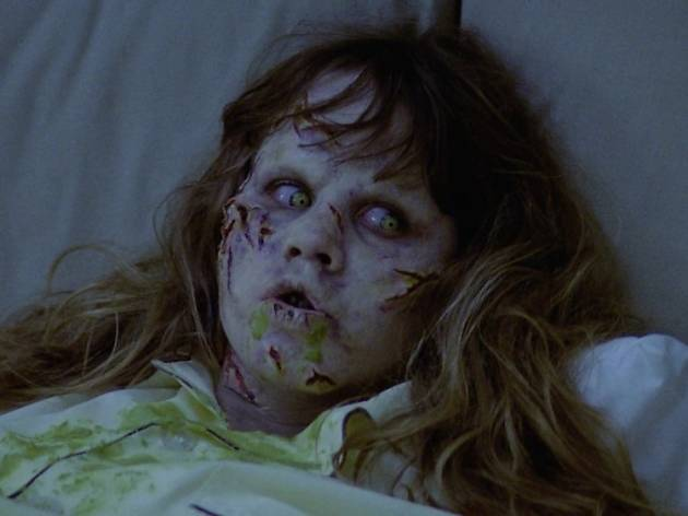 The 100 best horror films, horror movies, exorcist