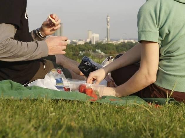 Park life: Primrose Hill