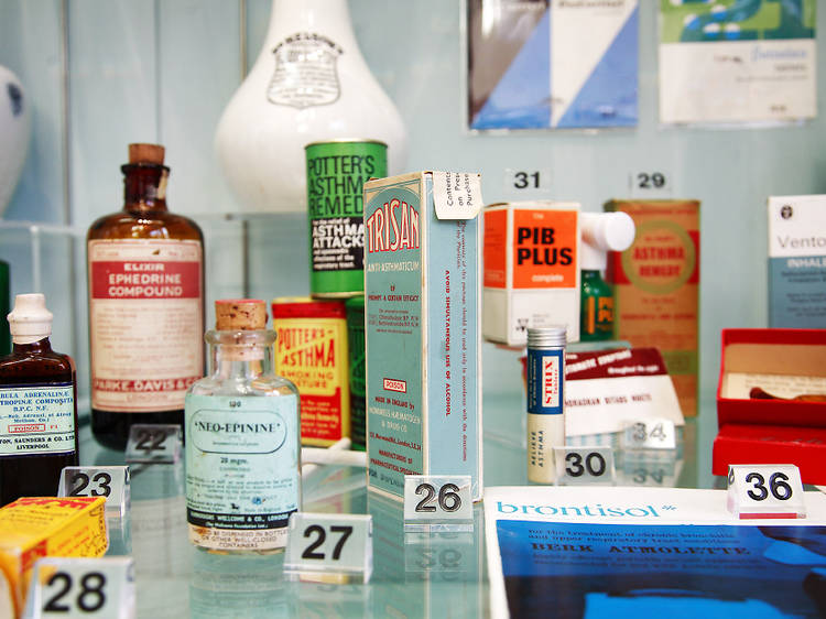 Museum of the Royal Pharmaceutical Society