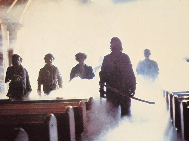 The 100 best horror films, horror movies, the fog