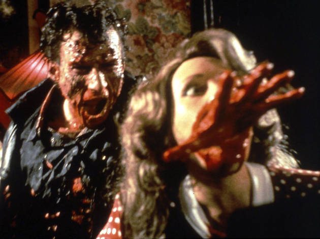 The 100 best horror films, horror movies, braindead